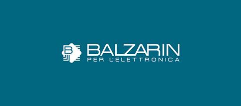 Logo Balzarin per l'elettronica