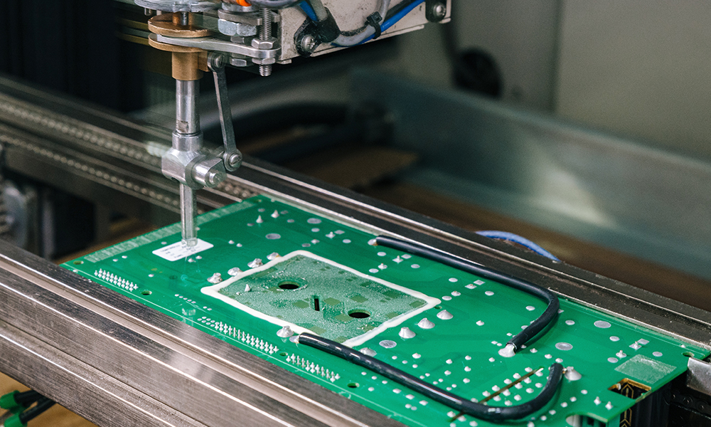 conformal coating scheda 2